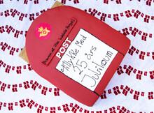 The Danish Mailbox Cake