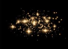 Golden Dust Sparks.