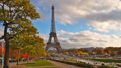 Jesień we Francji Canvas