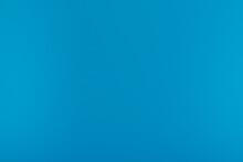 Texture In A Bright, Blue Colo...