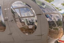 Army Helicopter Right Side Door