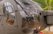 Helicopter Canopy And Door