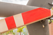Army Helicopter Rear Rotor Blade