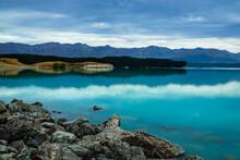 Early Morning At Pukaki Lake