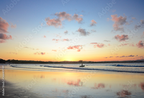 Tela The pass beach, Byron Bay, Australia