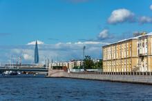 Saint Petersburg, View Of The ...