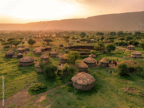 Fotografia Aerial Drone Shot