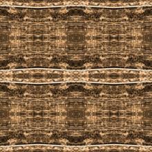 Wooden Psychedelic Kaleidoscop...