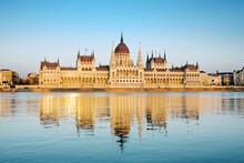 Hungarian Parliament Building ...