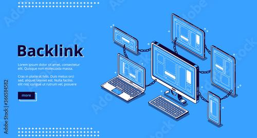Backlink banner Canvas