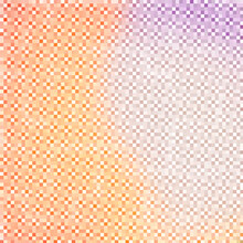 Abstract Halftone Squared Patt...