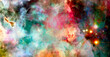 Nebula space. Elements of this image furnished by NASA