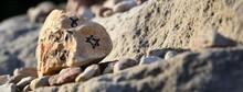 Steine Zum Gedenken An Die Dep...