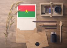 Burkina Faso Invitation, Celeb...