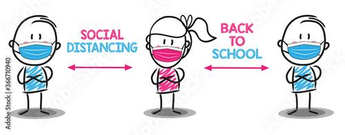 Obraz Back to School - fototapety do salonu