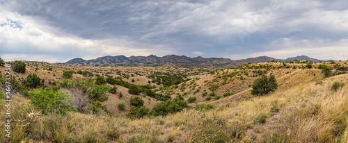 Fotografie, Obraz Santa Rita Mountains Arizona