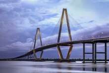 The Arthur Ravenel Jr Bridge, ...