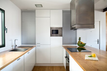 Interior Of Contemporary Kitch...