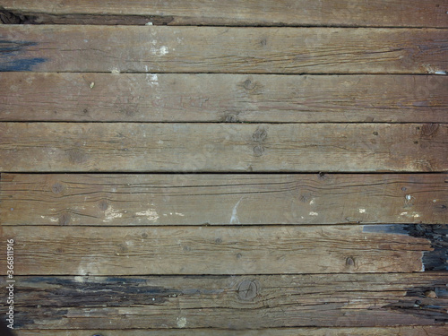 Photo thick wooden sleepers made of old logs, brutal and harsh background
