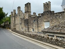 Old Buildings, Next To The Bolton Abbey, To Burnsall Road In, Bolton Abbey, Skipton, UK