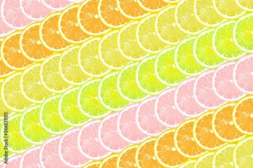 Fotografía citrus fruit slices