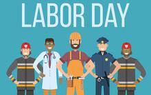 Labor Day Celebration, Concept...