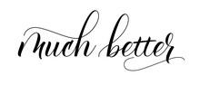 Modern Handwritten Brush Calli...