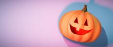 Halloween Pumpkin Jack-o'-lant...