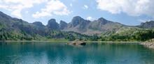 Allos Lake, National Park Of M...