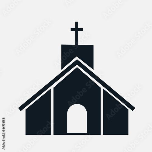 Symbol ikona kościół katolicki