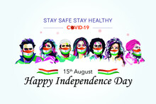 India 15th August Independence...
