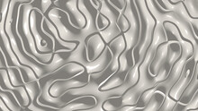 Uniform 3D Abstract Background...