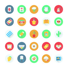 Food Vector Icons 12
