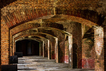 Archways At Fort Zachary Taylor