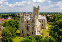 Selby Abbey North Yorkshire En...