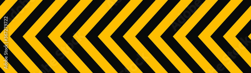 Fototapeta yellow and black stripes