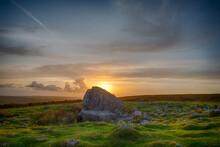 Arthur's Stone ( Maen Ceti), G...