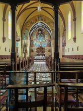 Interior Of The Église Saint-...