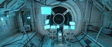 Pilot's Seat In The Command Po...