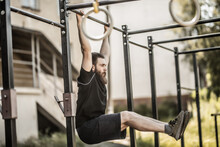 Pull-up Strength Training Exer...
