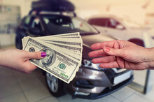 Buying A New Car. The Buyer An...