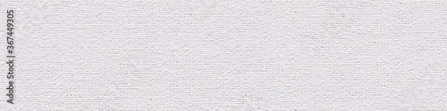 Fototapeta New admirable coton canvas background as part of your creative design work. Seamless panoramic texture. obraz