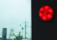 Stop Bell In A Bus, South Korea
