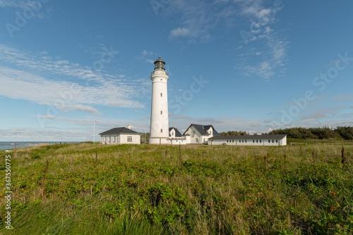 Cuadros en Lienzo Hirtshals Lighthouse
