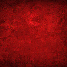 Red Background With Texture An...