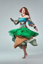 Dancing Bright Gypsy