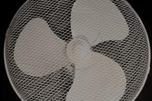 White Plastic Conditioner Air