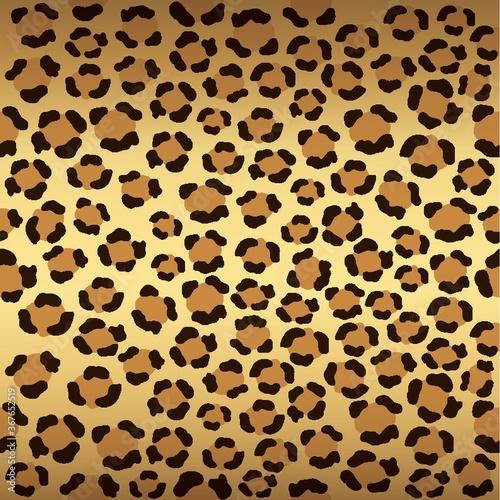 Fotografie, Obraz cheetah texture background