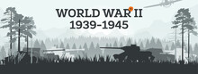 World War II 1939-1945. Milita...