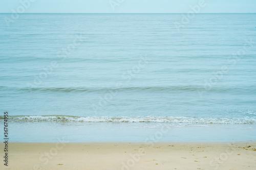 Tela 海 砂浜 夏の終わり